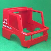 Playmobil Feuerwehr Auto  Ersatzteil  Führerhaus aus 4096 #10-423