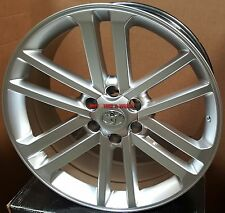 "22"" Toyota Wheels Silver Rims 4 Runner Sequoia Tacoma FJ Crusier Tundra 24"