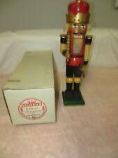 "Vintage Steinbach ""King"" ""Konig"" Nutcracker in Original Box - Germany - S712"