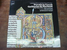 PEROTIN LE GRAND- GUILLAUME DE MACHAUT Notre-Dame de Paris- Messe- LP