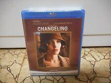 Changeling (Blu-ray Disc, 2009) - NEW