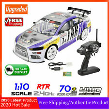 70km/h 4WD High Speed Remote Control Racing Car Drift Vehicle 1/10 Scale RC Car