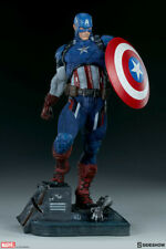 Sideshow Collectibles Captain America Premium Format Statue #38/4000 MINT!
