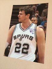 TIAGO SPLITTER San Antonio Spurs signed In-Person photo 8 x 12 autograph