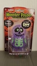 Halloween Toy Candy Monster Pooper Glow