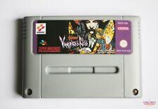 Castlevania Vampire's Kiss Super Nintendo SNES Game Card Cartridge PAL EUR NEW