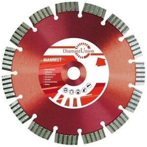 Diamant Trennscheibe Beton Granit 350 x 20 mm Turbo Segment Diamantscheibe MM