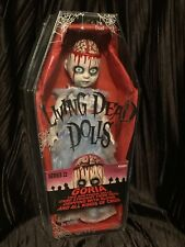 Living Dead Dolls Goria Series 22 Zombies Sealed New Brains LDD sullenToys