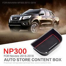 Car Inner Armrest Storage Box Glove Box fit 2015-2018 Nissan Navara NP300