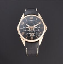 Milus Tirion Triretrograde 18K Rose Gold Wristwatch - Tiri 402