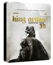 King Arthur: Legend Of The Sword 3D - Limited Steelbook Edition (Blu-ray 3D+2D)