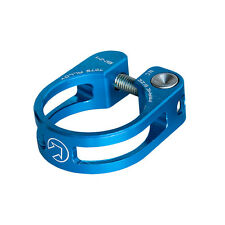 Shimano PRO Performance Seat Post SeatPost Clamp, Blue, 31.8mm