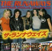Runaways - Japonais Singles Collection Neuf CD