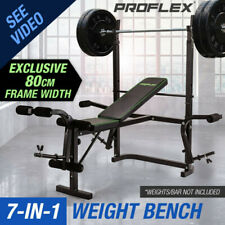 PRESALE 7in1 Weight Bench Press Multi-Station Home Gym Leg Curl Equipment Set
