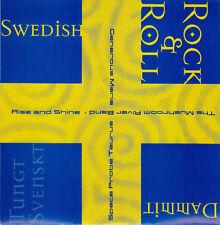 """Swedish 2 x 7"""" Stoner Doom Generous Maria Mushroom River Band Space Probe Taurus"""