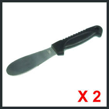 x 2 Butter knife ,Spreader Icing Decorating Knives Spatula Cake Margarine Toast