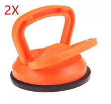 2PCS Suction Cup Dent Puller Car Truck Auto Dent Body Repair Glass Mover Tool