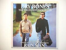 "MAXI 12"" ▒ RAIN MAN (FILM) - THE DELTA RHTYTHM BOYS : DRY BONES + LAS VEGAS 8.19"