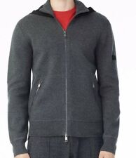 A/x Armani Exchange Men's Logo Full Zip Nylon Hooded Jacket Sweater Size XL