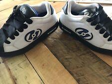 Euc Mens Youth Heelys Hurricane Skate Shoes Size 9 Style 7224