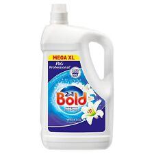 Bold 2in1 Lavanderia Lavaggio DETERGENTE AMMORBIDENTE Fiore di loto & Lily 80 Wash