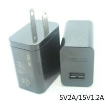 5V 2A 15V 1.2A AD8273 0BLF AC Home Wall Charger Adapter for Asus TF300T TF201