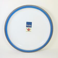 "Denby Imperial Blue Dinner Plate 10 1/4""  England New"