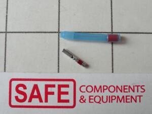 D-436-36 Crimp Splice Red QTY-10 Raychem M81824/1-1 In-Line Shrink Sealed MM-319