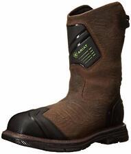 Ariat Men's Catalyst VX Wide Square Toe H2O Composite, Bruin Brown, Size 10.0 1S