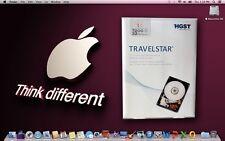 MacBook Pro HGST Travelstar 1TB, 7200 RPM, 32MB CacheFully Loaded OS X