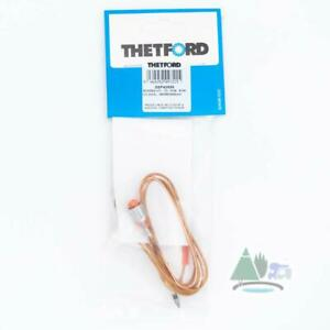 THETFORD SPARE COAXIAL FRONT LEFT HOB THERMOCOUPLE SSPA0686 FOR ASPIRE 1 COOKER