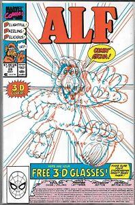 ALF #29 (VF/NM) CLASSIC 1980'S TV SERIES, COPPER AGE MARVEL