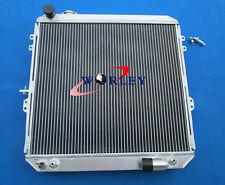 aluminum radiator FOR Toyota HILUX LN106 LN111 Diesel 88-97manual & auto 89 90