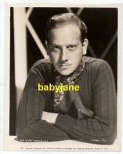 MELVYN DOUGLAS ORIGINAL 8X10 PHOTO HANDSOME PORTRAIT 1937 PARAMOUNT PICTURES