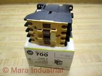 Allen Bradley 700-F400A7 700F400A7 Control Relay Type F 24V Series B (Pack of 3)