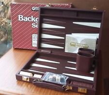Backgammon Gambling Vintage Board & Traditional Games