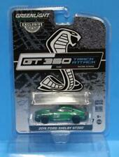 GREENLIGHT 1/64 2016 Ford Mustang Shelby GT350 #21 Ford Performance CHASE CAR