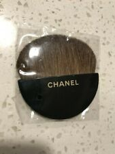 Chanel Flat mini brush for Powder Or Highlighter  Authentic