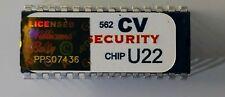 Williams WPC-S CPU U22 security chip Cirqus Voltaire pinball machine