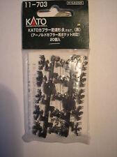 N spur 20 Kato 11-703 kupplungen fur Rapido type schachtel