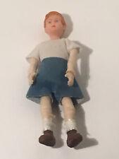 Vintage Dollhouse Miniatures Boy or Son Doll #14