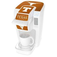 Keurig K10 Mini Plus Brewer University of Texas Decal Kit- Brand New!!!