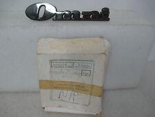 """Mopar """"NOS"""" Omni Nameplate Emblem 5230578"""