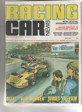 Racing Car News 1974 Jun Formula 2 Belgian GP Spanish  GP London Munich  ELF