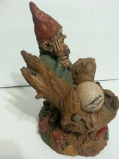 """1995 Collectible Tom Clark/Tim Wolf """"Gopher It"""" Gnome #18"""