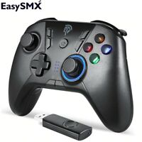 2.4G USB Wireless Joystick Gamepad For PC Android TV Box Phone Game Controller