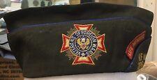 Veterans Of Foreign Wars Vfw 2264 Garrison Cap New York Life Member Used