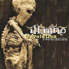 Revolution Revoluci¢n by Ill Ni€o (CD, Sep-2001, Roadrunner Records)
