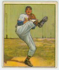 1950 Warren Spahn  Bowman  # 19 Boston Braves GC