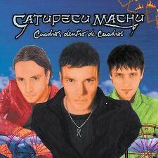 FREE US SHIP. on ANY 2 CDs! ~LikeNew CD Catupechu Machu: Cuadros Dentro De Cuadr